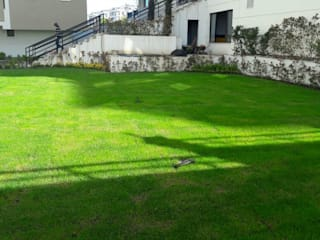 GDM İNŞAAT SAN ve TİC LTD ŞTİ – PROJELER:  tarz Bahçe