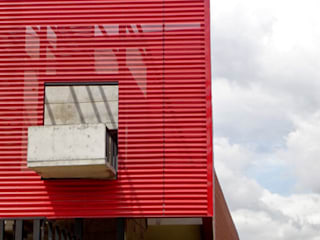 Policia de Belen Estudios y despachos de estilo moderno de ARQUITECTOS URBANISTAS A+U Moderno