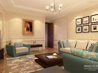 Contemporary Apartment من Design.Studio حداثي