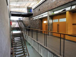 Facultad Arquitectura UPB ARQUITECTOS URBANISTAS A+U Oficinas y bibliotecas de estilo moderno