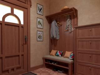 Дом 200 кв. м. в КП Лосиный Парк: Зимние сады в . Автор – Loft&Home