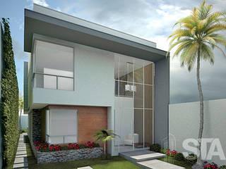 Soluciones Técnicas y de Arquitectura Modern houses