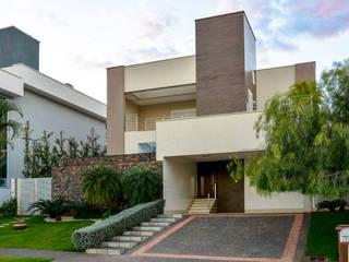 residencia alphaville araguaia por ARQUIMAX ARQUITETURA Moderno
