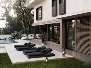 DZINE & CO, Arquitectura e Design de Interiores วิลล่า