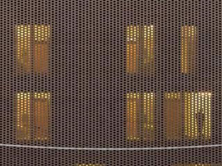 colégio dos plátanos Casas modernas por murmuro Moderno
