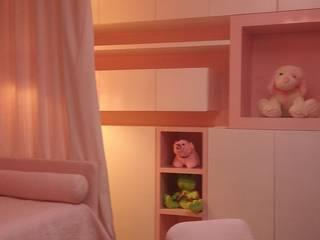 Black House: Recámaras infantiles de estilo moderno por Spazio Diseño de Interiores & Arquitectura