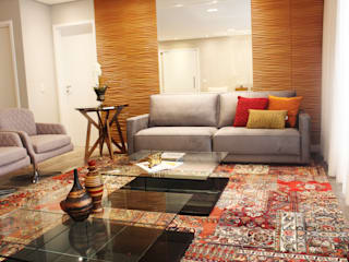 PB Arquitetura Living room