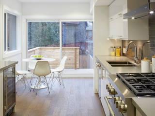 Contempo Studio Minimalist kitchen