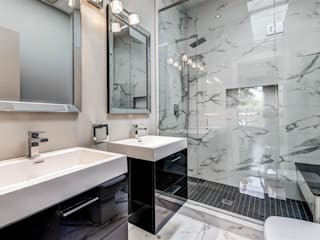 Elderfield Cres Modern bathroom by Contempo Studio Modern