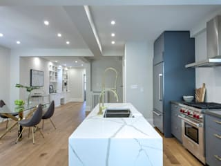Glen Rd:  Kitchen by Contempo Studio