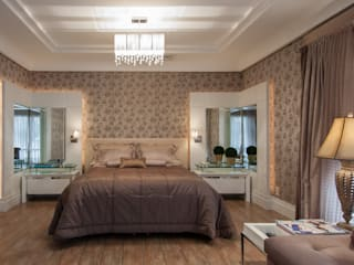 Kamar Tidur Klasik Oleh Fernanda Amorim Arquiteta Klasik