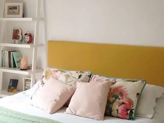 Proyecto Cramer: Dormitorios de estilo  por BLUK interiores