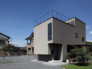 *studio LOOP 建築設計事務所 Wooden houses