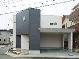 外観: 株式会社かんくう建築デザインが手掛けた家です。