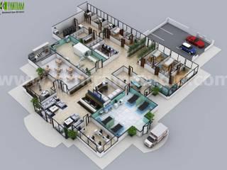 Hospital Floor Plan Concept Design By Yantram Floor Plan Designer Brussels Classic hospitals by Yantram Architectural Design Studio Classic Concrete