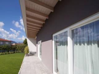 Villa Bioclimatica di EILAND Moderno