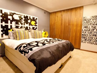: modern Bedroom by Redesign Interiors