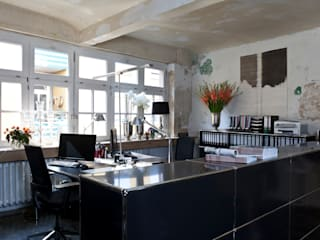 by Anke Anstoetz Personal Interior Design Industrial