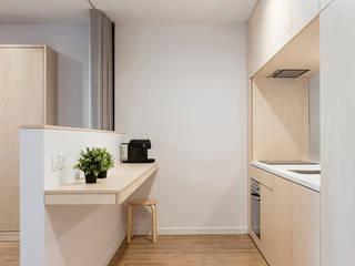 Кухни в . Автор – Paulo Vale Afonso Architecture Studio, Минимализм
