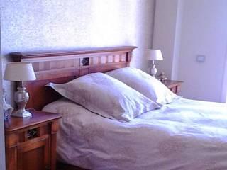 Renovación  dormitorio: Dormitorios de estilo  de CONSUELO TORRES