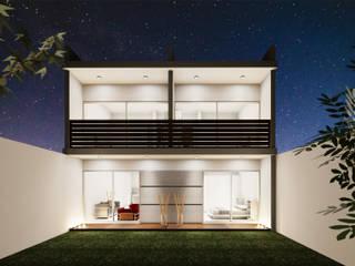 Casa Mai Olivares - Puerto Vallarta Jalisco 2017 de Anclas Arquitectos Minimalista