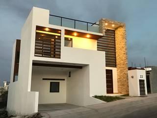 Acacia # 22: Casas de estilo  por Sesife Arquitectura