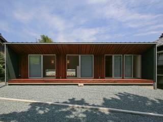 agata house: 髙岡建築研究室が手掛けた家です。,和風