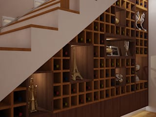 Espacios Rescatados: Bodegas de vino de estilo  por Spacio5