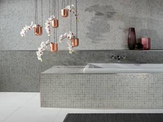 Produktpräsentation Fliesenserie Amano für Jasba Mosaik GmbH von dipl.-ing. anne-doris fluck innenarchitektin aknw Minimalistisch
