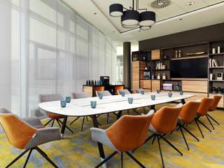 Boardroom:  Hotels von harry & friends design manufactory gmbh