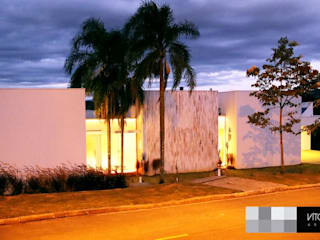 CATAGUA HOUSE por VITOR FERNANDO Architecture Tropical