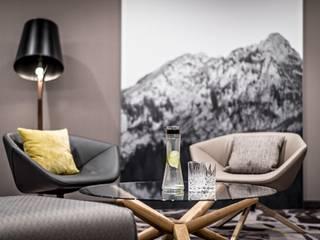 Zurich Marriott Hotel:  Hotels von harry & friends design manufactory gmbh