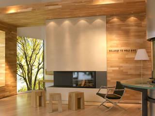 Oficinas y Tiendas de estilo  de dipl.-ing. anne-doris fluck innenarchitektin aknw