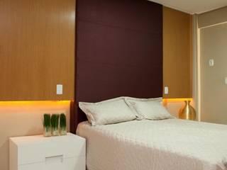 Eclectische slaapkamers van Studio Bossa Decoração de Interiores Eclectisch