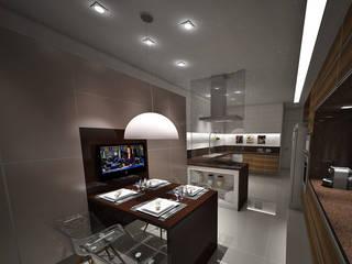 من Studio Bossa Decoração de Interiores إنتقائي