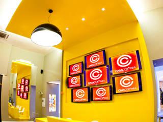 de Studio Bossa Decoração de Interiores Moderno