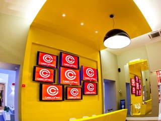 Moderne evenementenlocaties van Studio Bossa Decoração de Interiores Modern