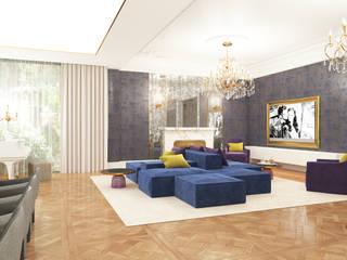 Salon de style  par ARCHDUET&DA