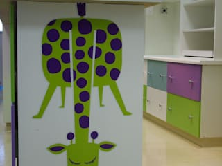 BHD Interiors Nursery/kid's room