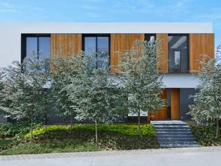 Casa VC de Di Vece Arquitectos Minimalista