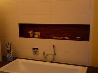 Treppenbau Biehler BathroomStorage Wood