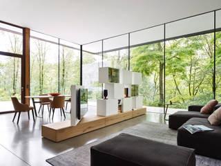 Design TV Bücherregal Raumteiler:   von Livarea