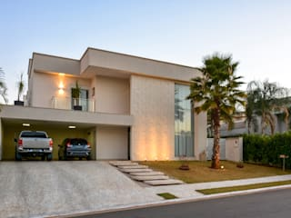 CASA AA Casas modernas por ARQUIMAX ARQUITETURA Moderno