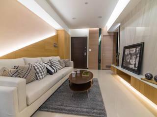 板橋_陳宅 根據 春瑾室內裝修有限公司 日式風、東方風