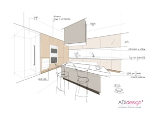 modern  by ADIdesign*  studio, Modern