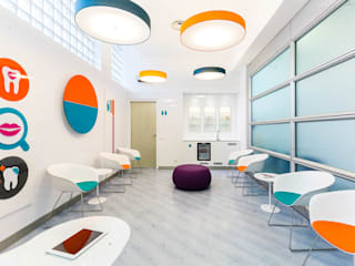 Modern clinics by ADIdesign* studio Modern
