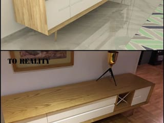 Furniture Design:   تنفيذ SAD: Savage Architecture and Design