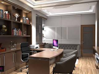: Estudios y despachos de estilo  por ecoexteriores