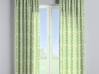Vorhang mit Kräuselband: moderne Fenster & Tür von Dekoria GmbH