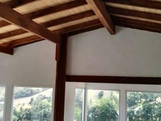 vivienda prefabricada de 83mts  :  de estilo  por Abcasalista